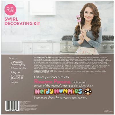 Ro Swirl Decorating Kit  - RO3967