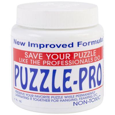 Puzzle Pro Puzzle Glue 4Oz - PP10028