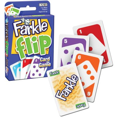 Farkle Flip Card Game  - PP6912
