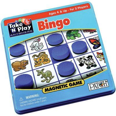 Take 'N' Play Anywhere Magnetic Game Bingo - PP674