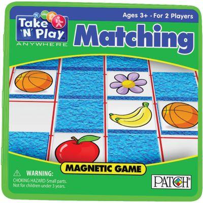 Take 'N' Play Anywhere Magnetic Game Matching - PP678
