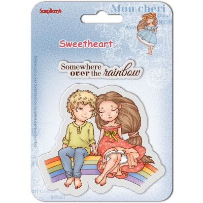 Scrapberry'S Sweetheart Clear Stamps 4