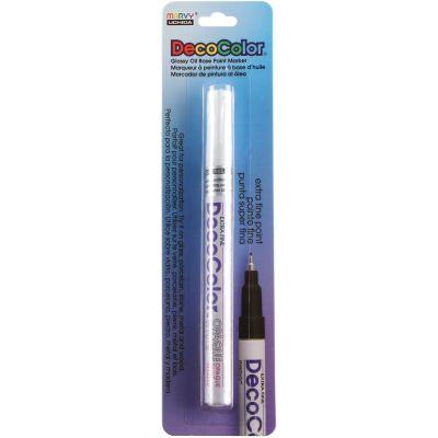 Decocolor Extra Fine Opaque Paint Marker White - 130C