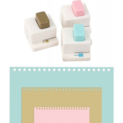 We R Memory Keepers Spiral Punch Inserts 3/Pkg  - 662395
