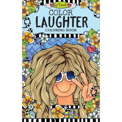 Design Originals Color Laughter Coloring Book - DO-01606