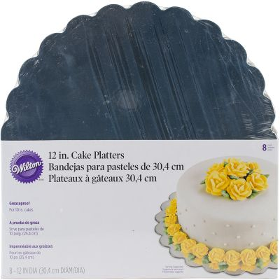 Cake Platters 12