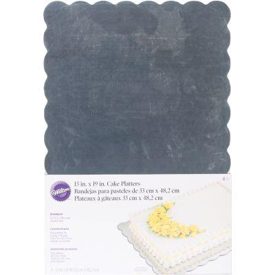 Cake Platters 13