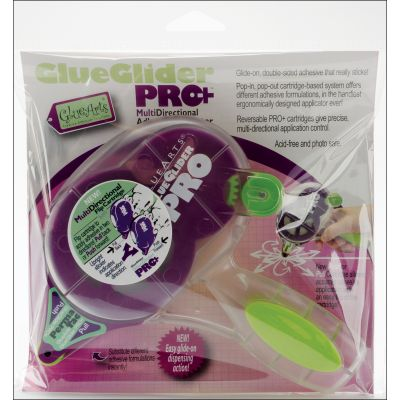 Glueglider Pro Plus Dispenser & Cartridge Perma Tac .25