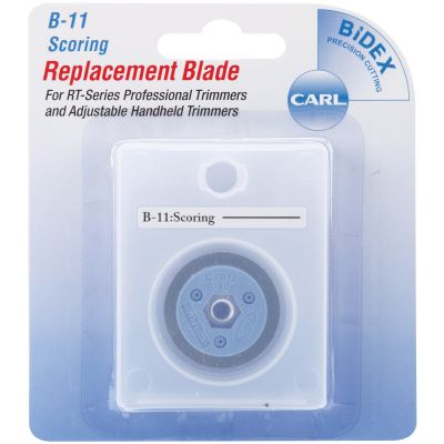 Carl Professional Rotary Trimmer Replacement Blade Scoring - B-11