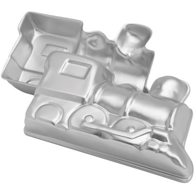 Novelty Cake Pan Choo Choo Train 14