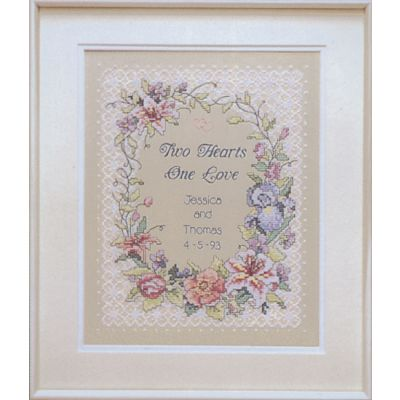 Dimensions Stamped Cross Stitch Kit 11
