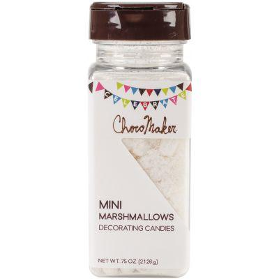 Chocomaker(R) Mini Marshmallows .75Oz  - 9132CM