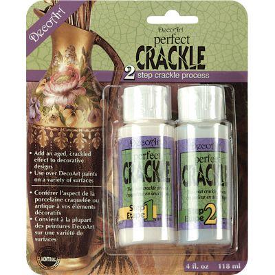 Perfect Crackle 2 Step Medium 2Oz - DAPK88
