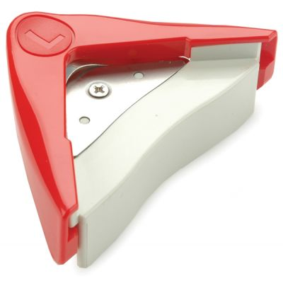 Corner Rounder Large Punch 10Mm - PP64B LG-RED