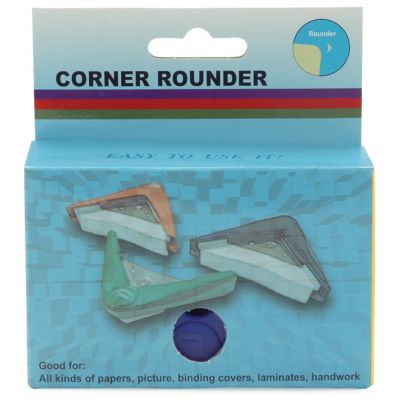 Corner Rounder Large Punch 10Mm - PP64B LG-BLUE