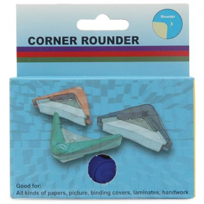 Corner Rounder Small Punch 5Mm - PP64B SM-BLUE