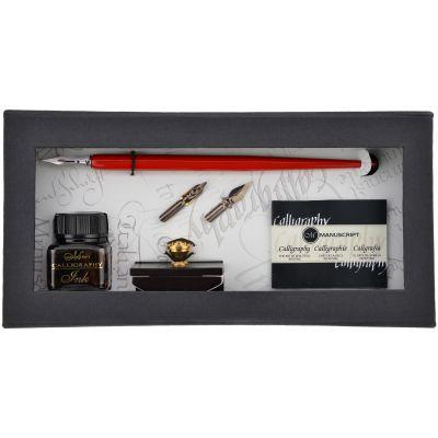 Manuscript Pen & Roller Blotter Set-