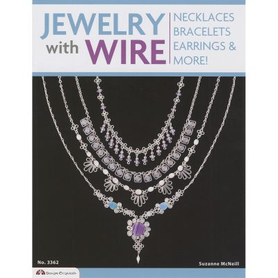 Design Originals Jewelry With Wire - DO-3362