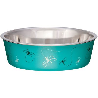 Bella Bowl Expressions Small Dragonfly  Turquoise - LP7712
