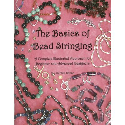 Beadalon Books Basics Of Bead Stringing - BW-BOURG