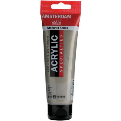 Amsterdam Standard Acrylic Paint 120ml-Pewter