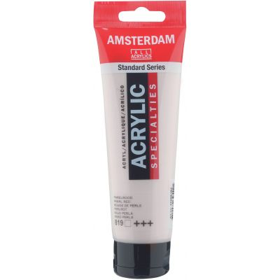 Amsterdam Standard Acrylic Paint 120ml-Pearl Red