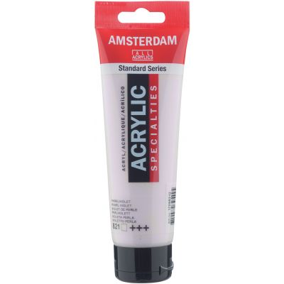 Amsterdam Standard Acrylic Paint 120ml-Pearl Violet
