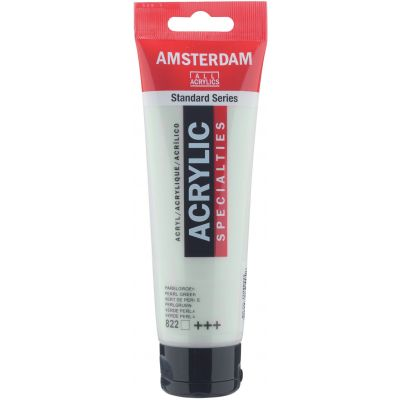 Amsterdam Standard Acrylic Paint 120ml-Pearl Green