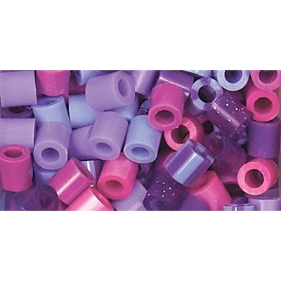 Perler Pearl Beads 1,000/Pkg Jewel Tone Purple Mix - PPBB05-15964