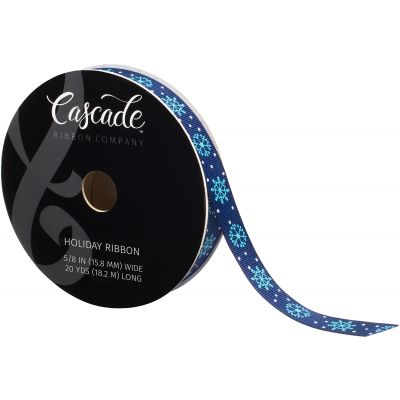 Cascade Grosgrain Ribbon .625