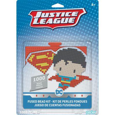 Perler Fuse Bead Activity Kit Superman Chibi - 80-63059