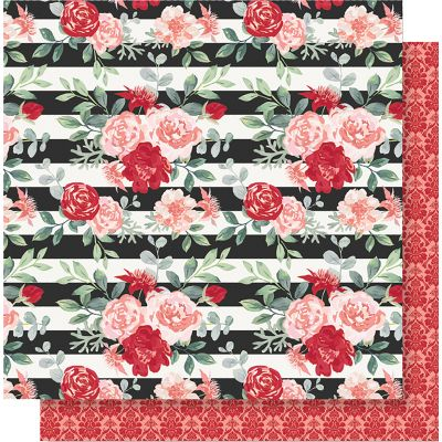 Kissing Booth Double-Sided Cardstock 12