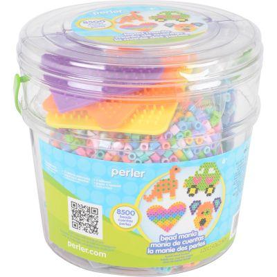 Perler Fused Bead Bucket Kit Bead Mania - 42769