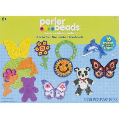Perler Fused Bead Kit Creative Kid - 56944