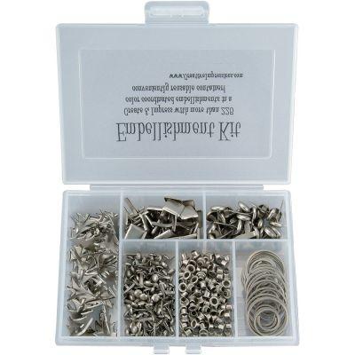 Embellishment Kits Pewter - EMBKIT-69731