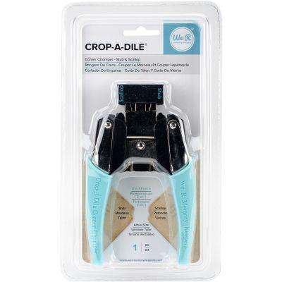 Crop A Dile Corner Chomper Tool Stub & Scallop - 660989