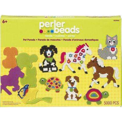 Perler Fused Bead Kit Pet Parade - 53964