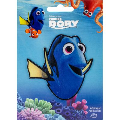 Wrights Disney Dory Iron On Applique Dory - 193 1146