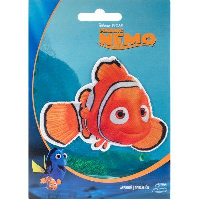 Wrights Disney Nemo Iron On Applique Nemo - 193 1156