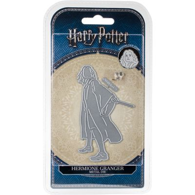 Harry Potter Die And Face Stamp Set Hermione Granger - DIS2307