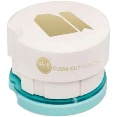 We R Clear Cut Punch 2