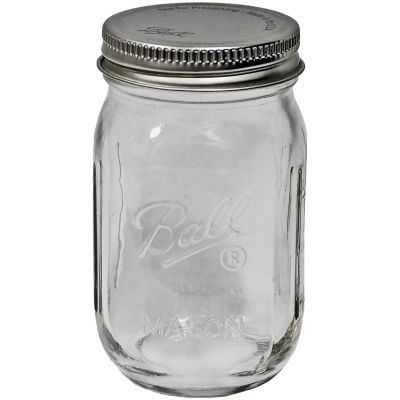 Ball(R) Mini Storage Jars 4/Pkg 1/4 Pint, 4Oz - 80100