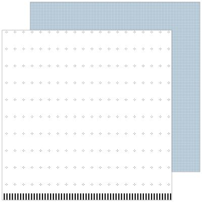 A Case Of The Blahs Double Sided Cardstock 12
