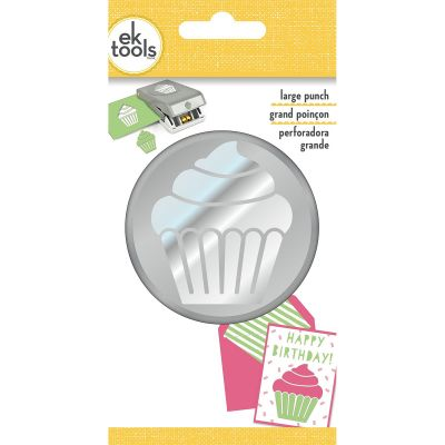 Large Punch Cupcake - E5430296