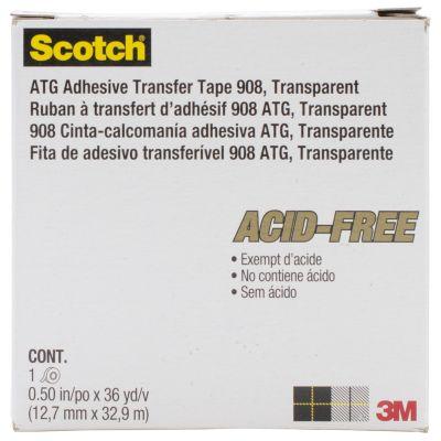 Scotch Atg Gold Transfer Tape .5
