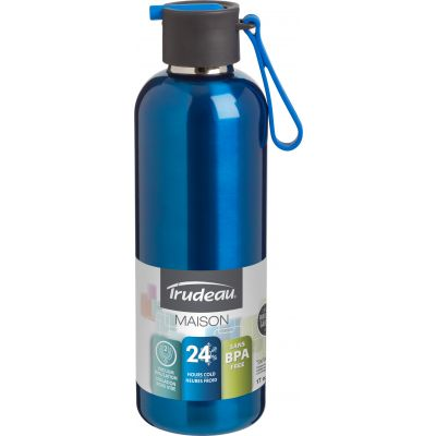 Stainless Steel Brisk Vacuum Bottle 17Oz Cobalt Blue - 4721176