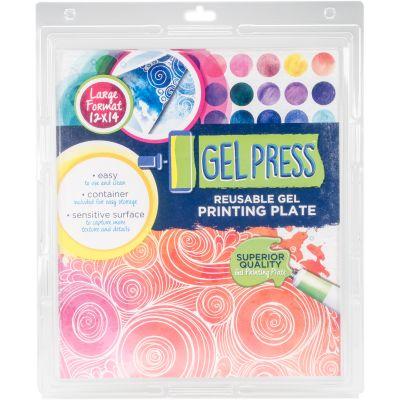 Gel Press Gel Plate 12
