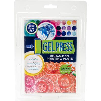 Gel Press Gel Plate 5