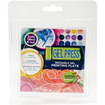 Gel Press Gel Circle 4