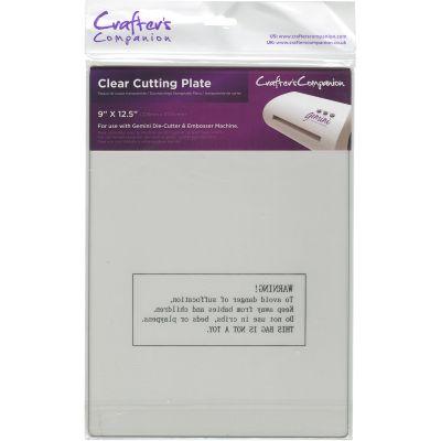 Gemini Cutting Plate Clear 9